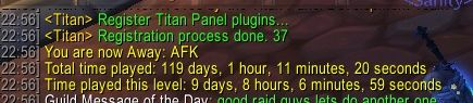 My login loading screen took so long that this happened... #worldofwarcraft #blizzard #Hearthstone #wow #Warcraft #BlizzardCS #gaming