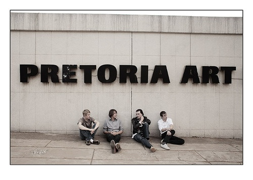 Pretoria. With Kidofdoom.