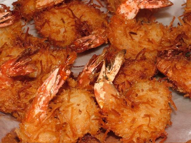coconut crunchy shrimp | Seafood | Pinterest