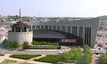 The Country Music Hall of Fame in Nashville