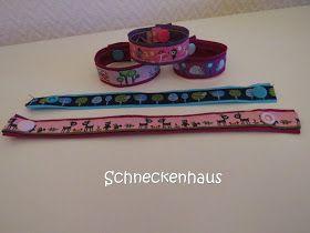 Schneckenhaus: Kinderarmbänder...
