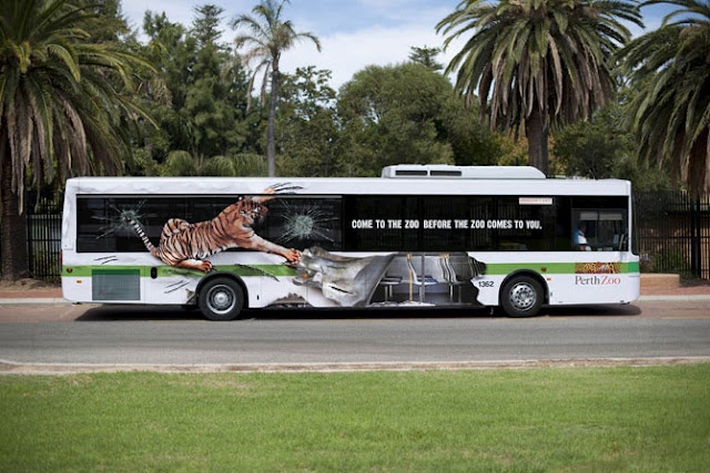 Creative Zoo Ad Campaigns