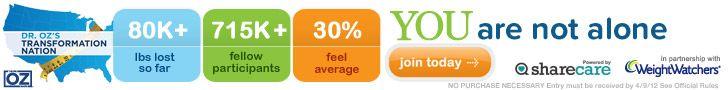 The Cut 10 Challenge! I Love Dr. Oz! Great advise on good health. #1 way to cut 10 lbs...cut soda!