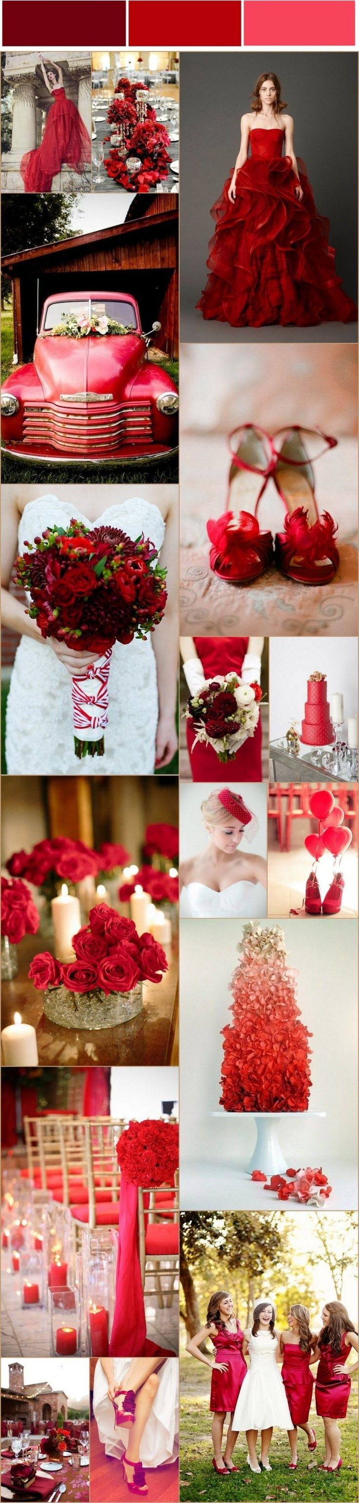 43 best images about Red Wedding on Pinterest