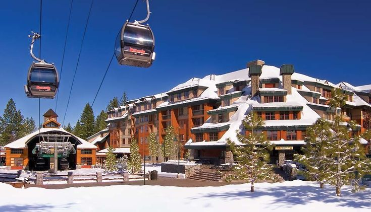 Marriott Timberlodge - South Lake Tahoe CA Gondolas to Heavenly