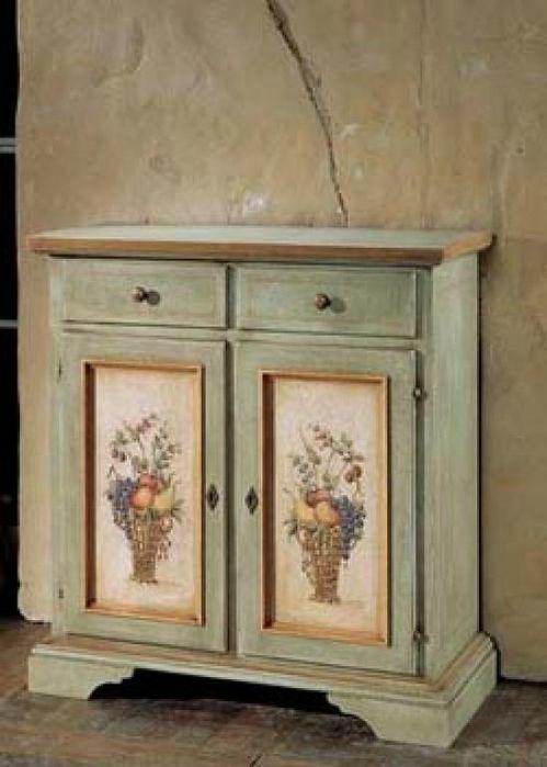 Реставрация старой мебели - 3 МК + шаблоны-отрисовки
