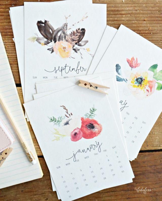 Best 25+ Desk calendars ideas on Pinterest | Diy desk ...