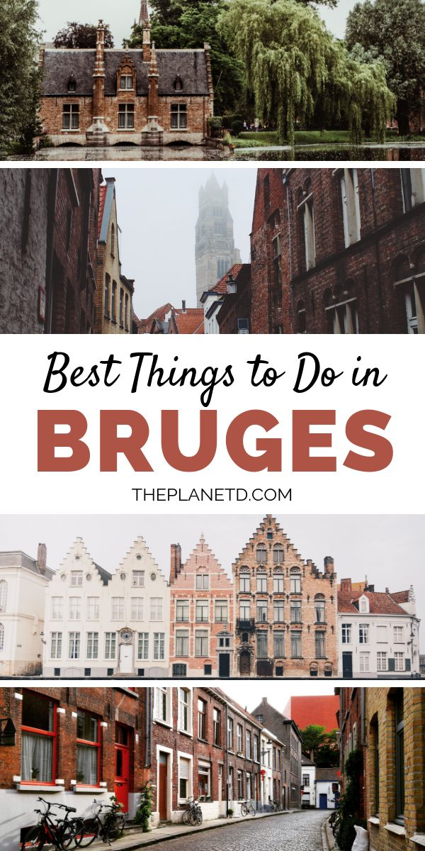 A Local's Guide to Things to do in Bruges