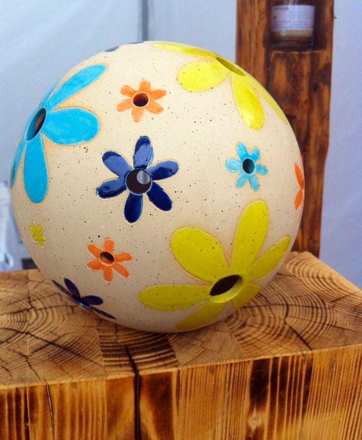 14 best Meine Keramik, Kunst für den Garten images on Pinterest - kugeln fur garten