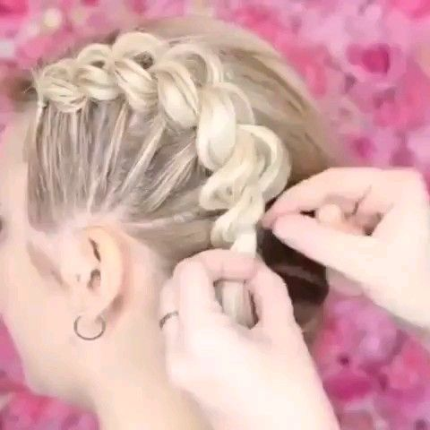 Braid Hairstyle Tutorial