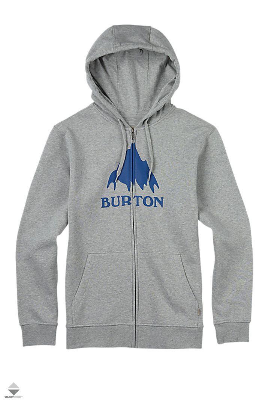 Bluza Zip Burton Classic Mountain