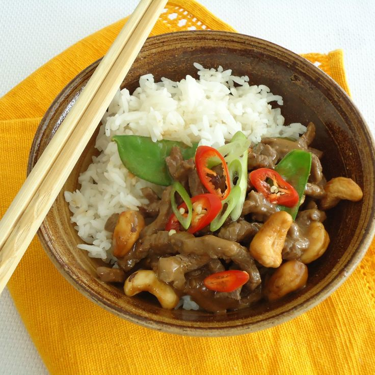 This Beef Stir Fry by boomagoo is a crowd favourite!
