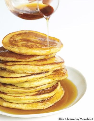 Pancakes De Bruce Paltrow - Gwyneth Paltrow dans ma cuisine ! - Elle.fr