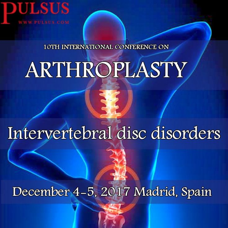 An # intervertebral disc disorder is a condition that includes #deterioration, #herniation, or other #dysfunction of an #intervertebral disc. As people age, the #nucleus pulposus begins to #dehydrate, which limits its ability to transfer and distribute loads among the #vertebrae.