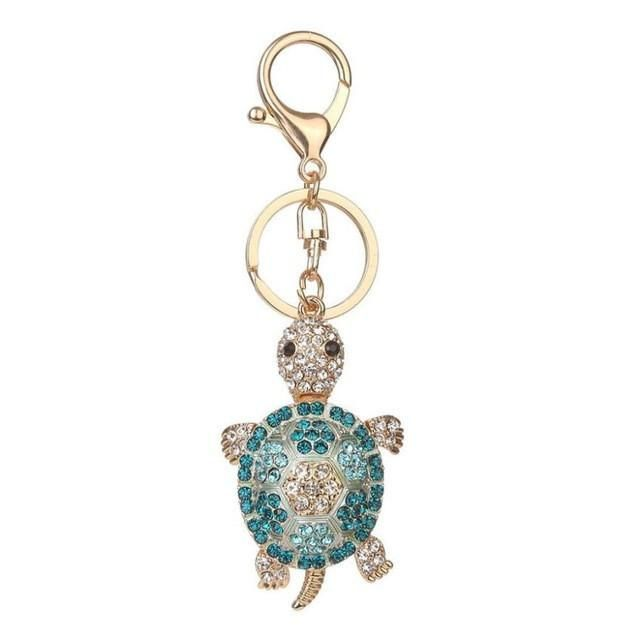 Keychain Pendant. Love Rhinestone Tassel Keychain Bag Handbag Key Ring Car Key Pendant