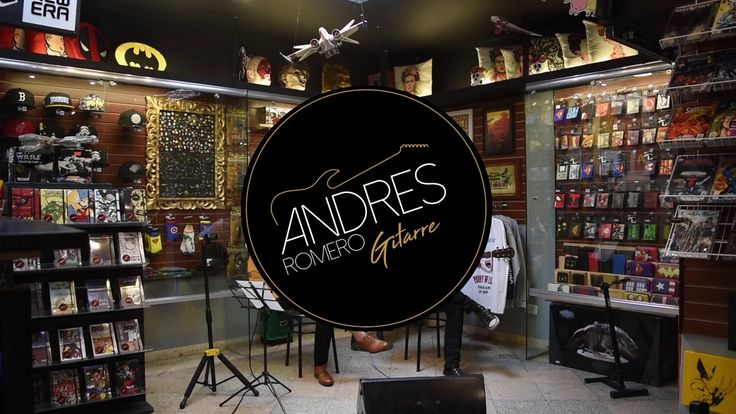 Gypsy Fire -Romane (Cover) Andres Romero G - YouTube