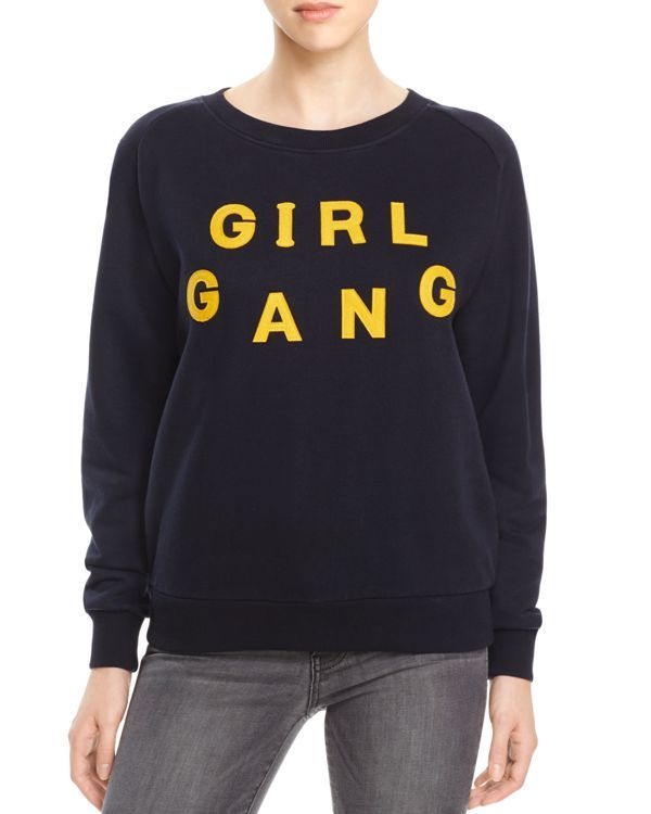 Eleven Paris Girl Gang Pullover