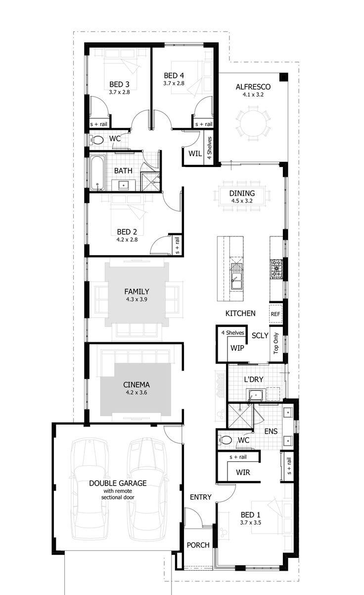 hunter floor plan - Design Floor Plans