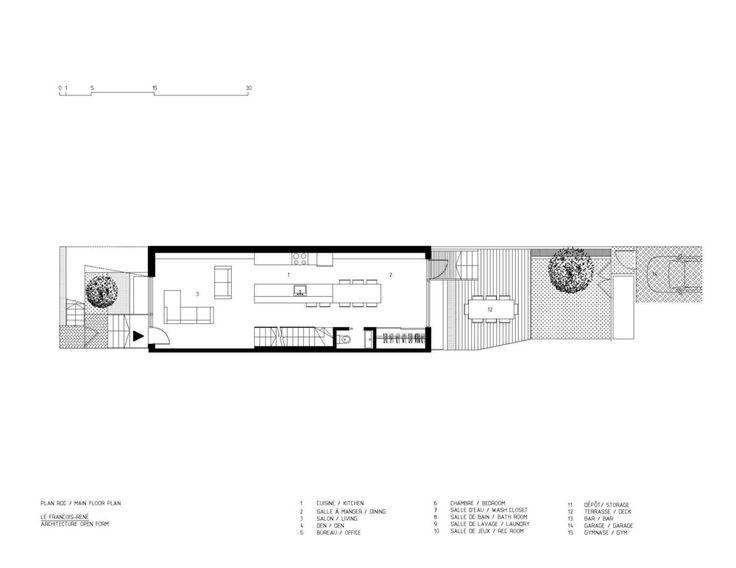 Gallery of The François-René Project / Architecture Open Form + Maître Carré - 10
