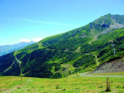 Balade Randonnee Saint Lary Pyrenees
