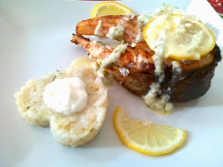 Special Fish Dish / Specialitate cu peste