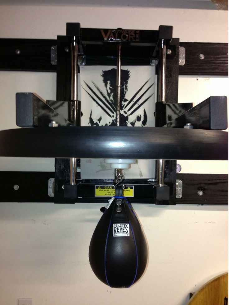 Best speed bag images on pinterest
