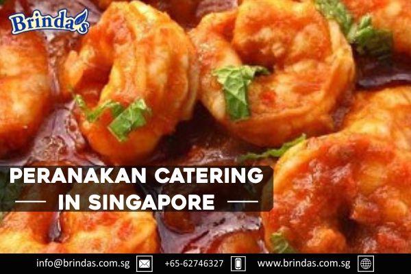 Peranakan Catering In Singapore Halal Recipes Halal Food In Singapore Food