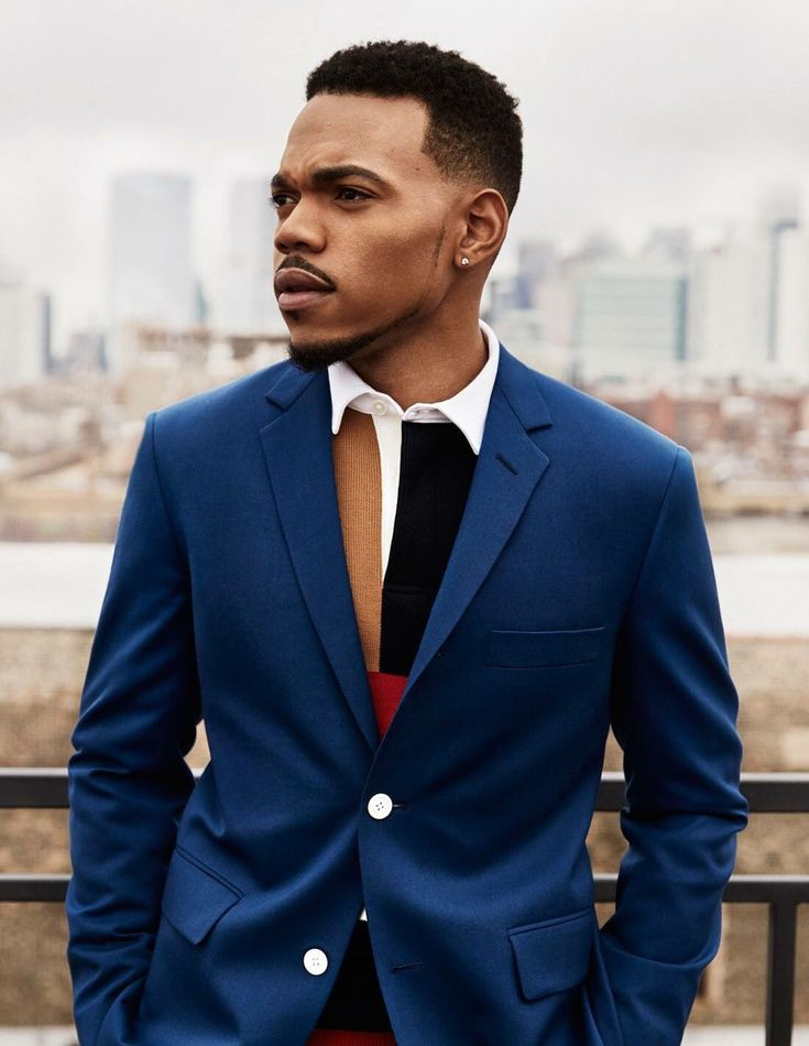 Chance the Rapper - Ebony Magazine