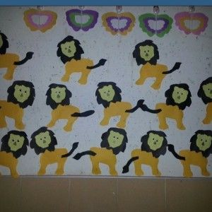 lion craft idea for kids (1)