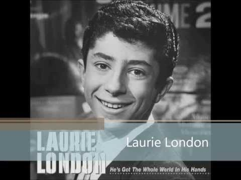 "Laurie London - ""He's Got The Whole World In His Hands"" - 1958 [Laurie London (born 1944, Bethnal Green, East London) is an English singer, who achieved fame as a boy singer of the 1950s, recording in both English/German. At the age of 13, whilst a pupil at The Davenant Foundation Grammar School, Whitechapel Road, he made an up-tempo version of the spiritual song ""He's Got the Whole World in His Hands"" with the Geoff Love Orchestra. In April 1958, it reached #2 on Billboard Hot 100.]"