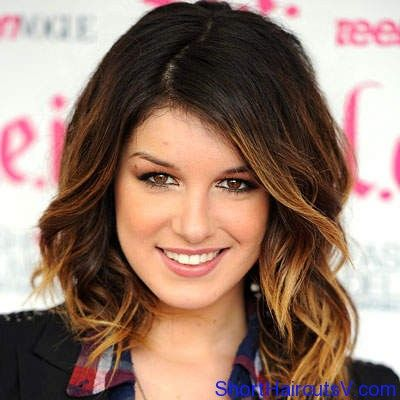 Ombre short hair - @Ashley Walters Santerre -- just have to be careful the blonde doesn't get brassy.
