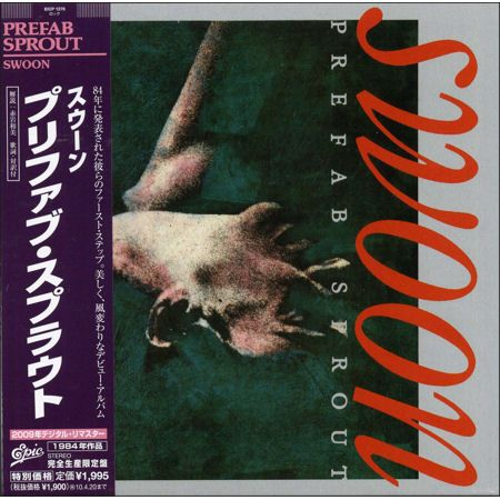 Prefab Sprout - Swoon (Japanese remastered CD)
