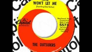 The Outsiders - Time Won't Let Me, via YouTube.