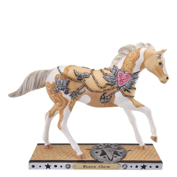 Trail of Painted Ponies Western Charm Figurine