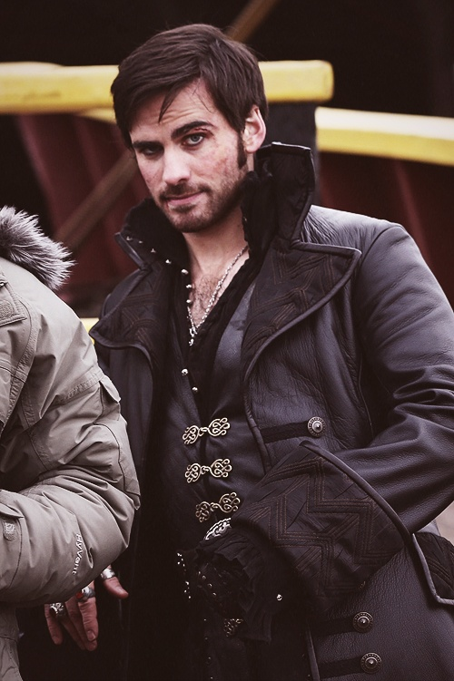 Capt. Hook. I think he could give captain jack sparrow a run for his money ;)