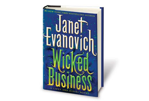 Wicked Business  by one of my favorite authors.  Reading it now.