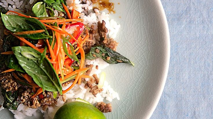 Thai Beef with Basil Recipe | Bon Appetit