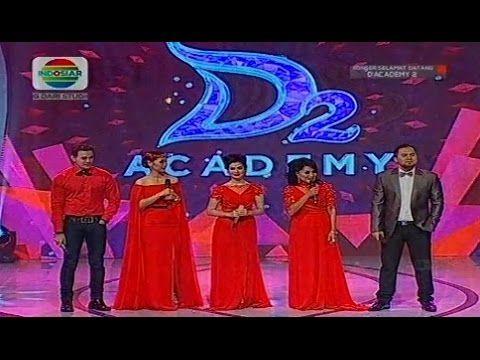 Dangdut Academy 2 Konser Selamat Datang - Perkenalan Juri Juri Dangdut A...
