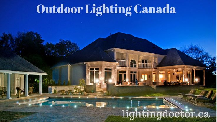 Outdoor lighting is one of the major cause for anxiety and many people are now looking at this feature of home furnishing with more deliberation than before. Lighting Doctor in calgary canada gave you the best service Outdoor Lighting Canada with proper landscape lighting, your garden is definite of having superb form and you are sure to obtain what is happening at any time of the night. For more information visit us: http://www.lightingdoctor.ca/