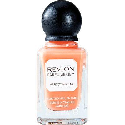 Revlon Parfumerie Scented Nail Enamel in Apricot Nectar