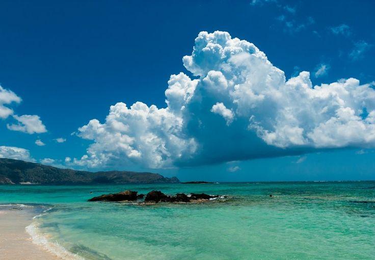 Simos beach, Elafonisos, Greece.