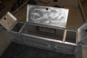 Boat Storage Box Insert