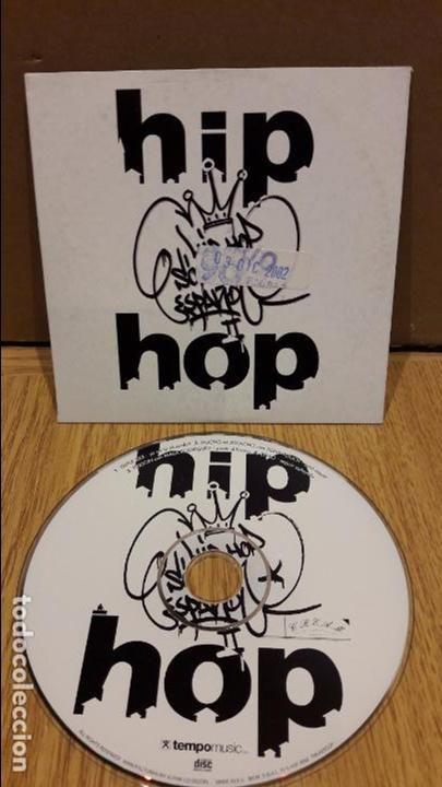 HIP HOP SOLO EN ESPAÑOL. VARIOS ARTISTAS  CD MAXI-PROMO / LEVES MARCAS / ENVÍO INCLUIDO