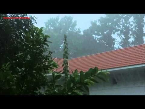 Extreme LIGHTNING very loud THUNDER and Rain sounds 10 hours LIGHTNING STORM THUNDERSTORM video - YouTube