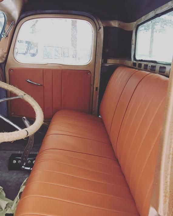The Quot Eastwick Quot Custom Car Upholstery Cover 1940 S 1950 S