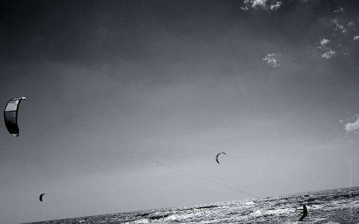 Cielo con kite