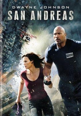San Andreas (2015) movie #poster, #tshirt, #mousepad, #movieposters2