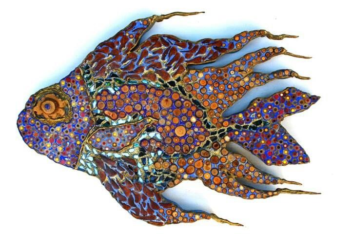 328 Best Mosaic Butterflies BirdsReptiles Fish And