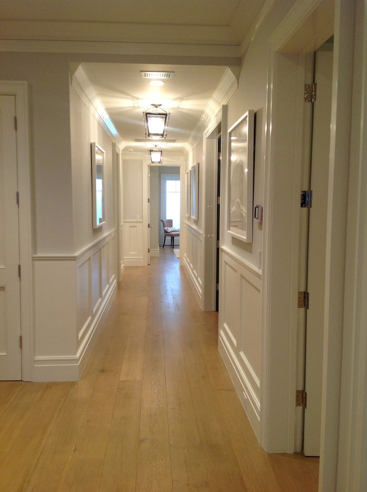 Astonishingly Cool Baseboard Trim Styles To Draw: 80 Best Images About Decorating Hallways On Pinterest