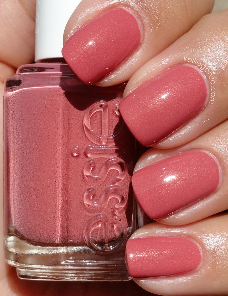 Essie All Tied Up, Light Spring Nail Polish